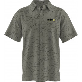 ProSphere Men's Topography Aloha Shirt
